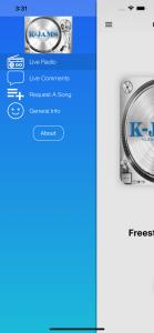 IOS K JAMS App