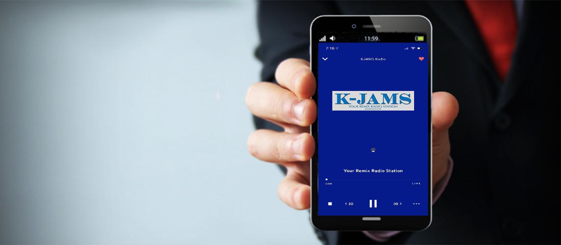 Kjams Apps Kjams tune-in app