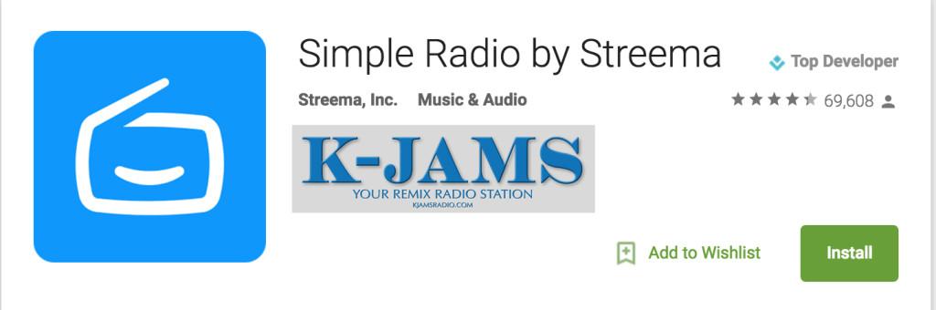 Simple Radio App