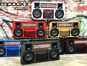 "The Boom Box Experience – ""Bumpboxx"""