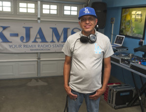"About DJ Miles – Host of ""Taking Ya Back Tuesdays"" on KJAMS Radio"