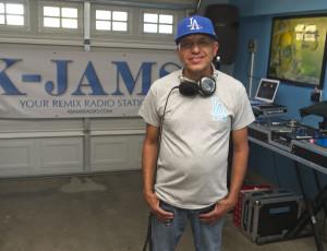"""About DJ Miles – Host of """"Taking Ya Back Tuesdays"""" on KJAMS Radio"""
