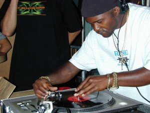 DJ Grand Wizzard Theodore