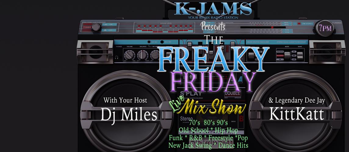The Freaky Friday Website Slide